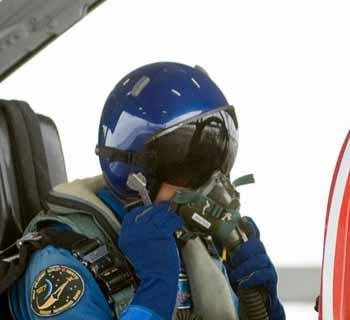 nasa pilot helmet - photo #4