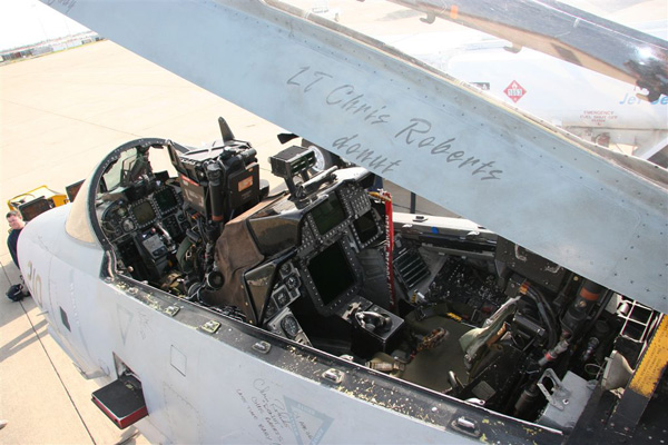 F 14d Cockpit 14D Tomcat cock...