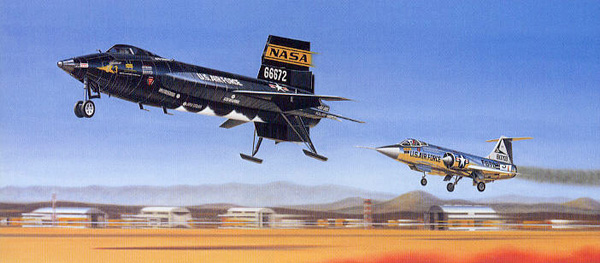f 104 nasa dryden test fleet - photo #15
