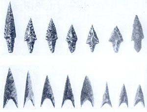 La cultura Saliagos (ca. 4.300-3700 aC) [Isabel Prieto González/divulgación] Arrow02