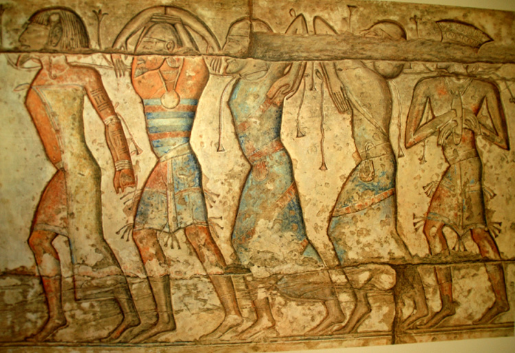 The Greek Age of Bronze - Sea Peoples