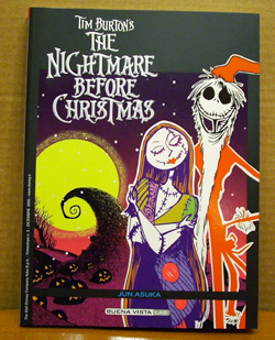 Tim Burton's Nightmare Before Christmas: Our collection